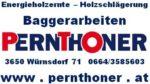 Erdbau & Bagger Pernthoner